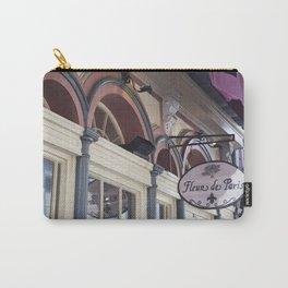 New Orleans Fleur de Paris Carry-All Pouch
