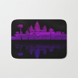Angkor Wat Nights Bath Mat