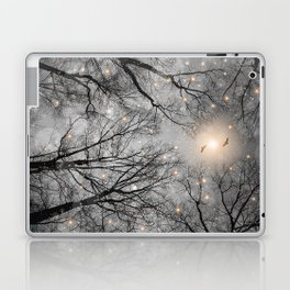 Nature Blazes Before Your Eyes 2 (Ash Embers) Laptop & iPad Skin