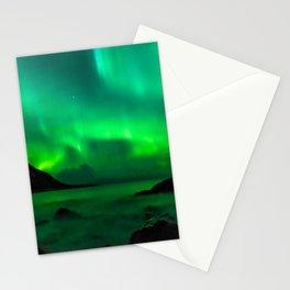 Northern Lights (Aurora Borealis) 5. Stationery Cards