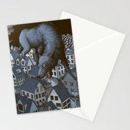Fenrir Stationery Cards