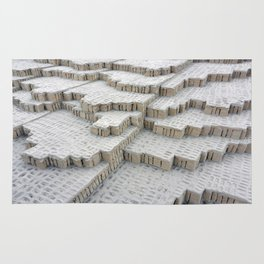 Pyramid in Lima Rug