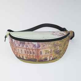 Country Manor House Fanny Pack