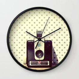 Vintage Camera Love: Kodak Hawkeye Flash! Wall Clock