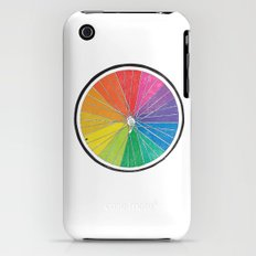 Color Wheel (Society6 Edition) Slim Case iPhone (3g, 3gs)
