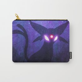 Espeon Space Silhouette Carry-All Pouch