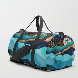 Indigo Desert Night Duffle Bag