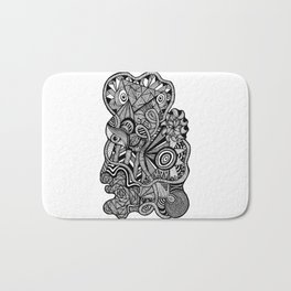 Tangled Trunk Bath Mat