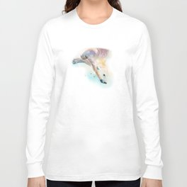 Swimming Long Sleeve T-shirt