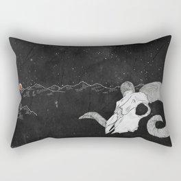 The Desert Rectangular Pillow