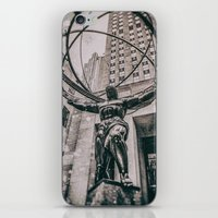 atlas iPhone & iPod Skins featuring Atlas by JAY'S PICTURES