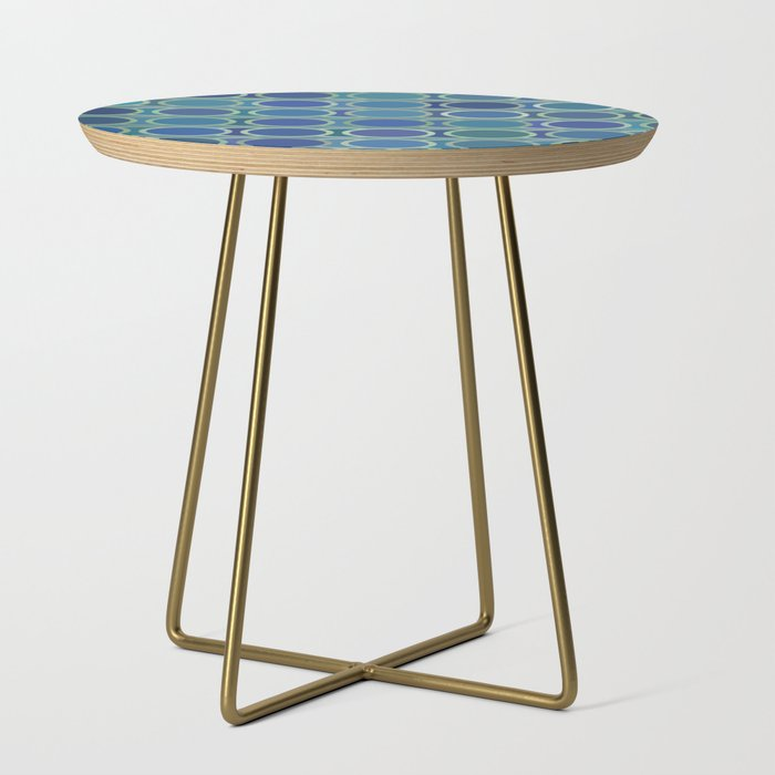 A_perfect_dot_Side_Table_by_Wild_at_HdYArt__Gold__Round