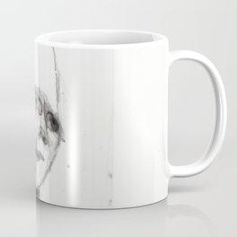 Bandaged Boy Coffee Mug