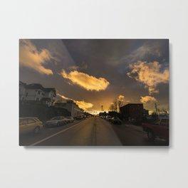 Bellingham Metal Print