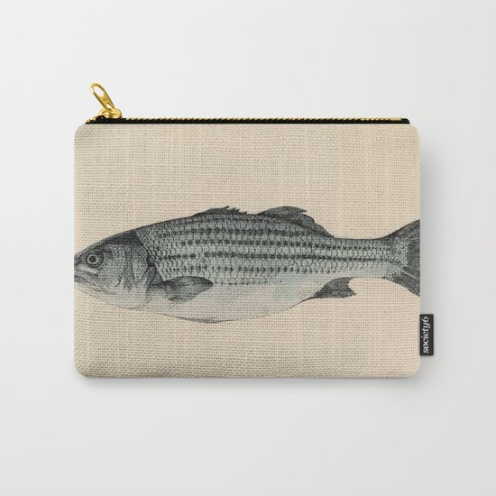 A Fish Carry-All Pouch