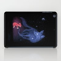 justin timberlake iPad Cases featuring Celestial by Freeminds