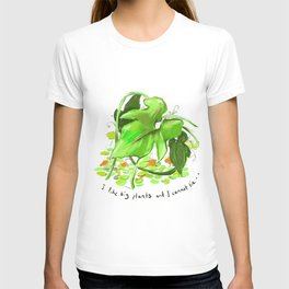 Big Plants T-shirt
