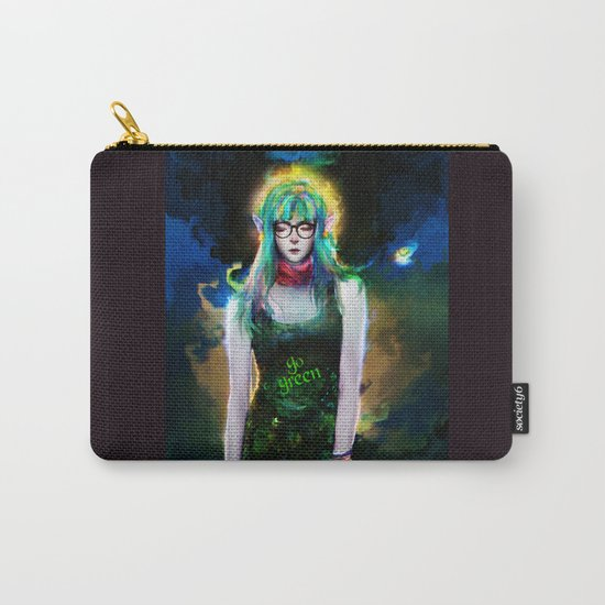 casual elf Carry-All Pouch