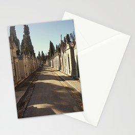 Cemiterio dos Prazeres, 2 Stationery Cards