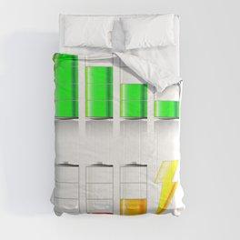 Battery Charging Comforters