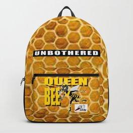 Unbothered Queen Bee Backpack