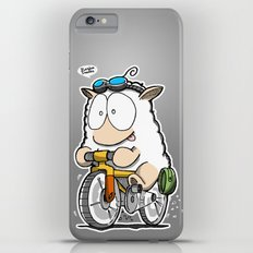 Life is like learning to cycle... Slim Case iPhone 6 Plus