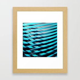 Secuencies Framed Art Print