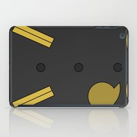 soul eater iPad Cases featuring Soul Eater Evans Jacket by Bunny Frost