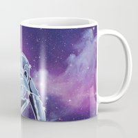 cancer Mugs featuring Cancer by WesSide