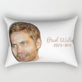 Paul Walker Rectangular Pillow