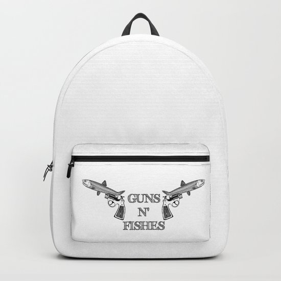 Guns n' Fishes Backpack
