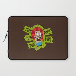 Pum Pum Pum Laptop Sleeve