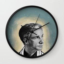 Conductor of Light - John Watson Wall Clock