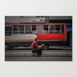 Caracas - Venezuela 2017 Canvas Print
