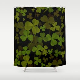 Saint Patrick's Shower Curtain