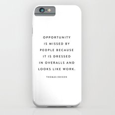 Opportunity iPhone 6 Slim Case