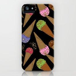 Ice Cream For Days iPhone Case