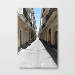 FOREVER AND A DAY IN SPAIN. Metal Print