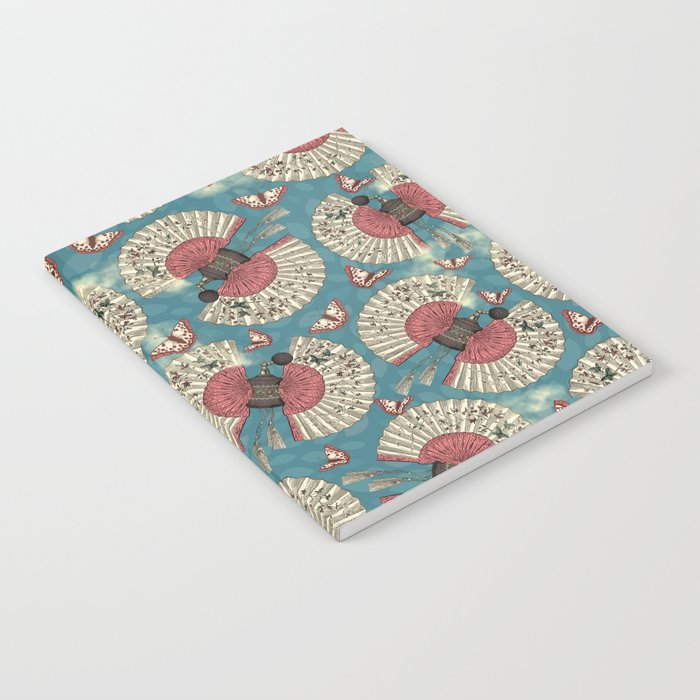 FanTastic Butterfly Fragrance Notebook