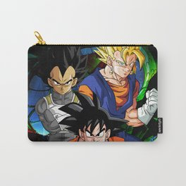 Dragon ball - The Fusions Carry-All Pouch