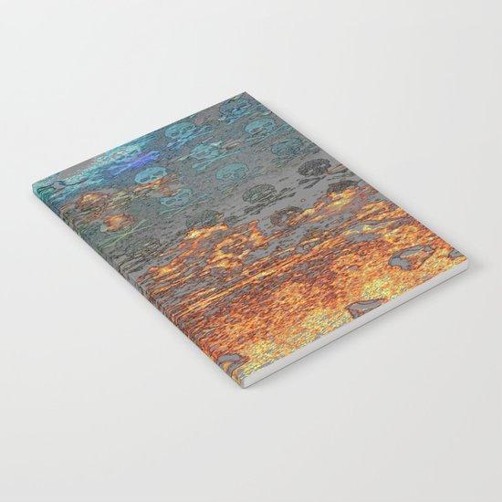 Dead Frost Skulls Notebook