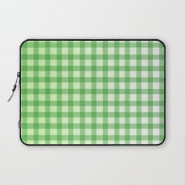 Vichy Green Laptop Sleeve