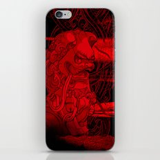City of Dragon iPhone & iPod Skin