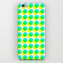 dots pop pattern 3 iPhone Skin