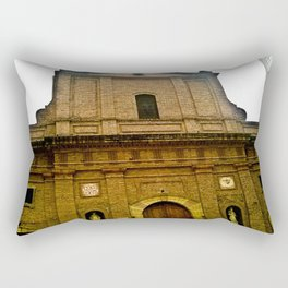 Holy sanctuary (church) two. Rectangular Pillow