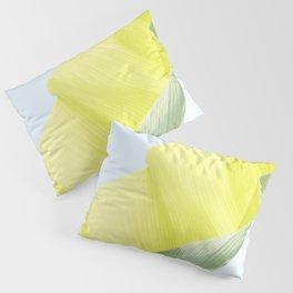 Banana leaf luminous Pillow Sham
