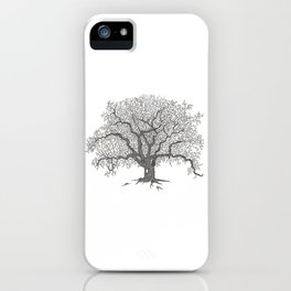 Tree 1 iPhone Case