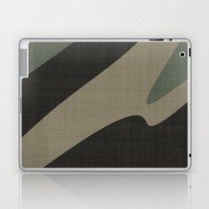 Green camo abstract Laptop & iPad Skin