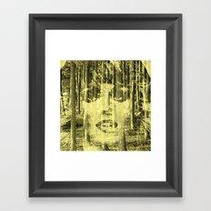 Lifelike. Framed Art Print