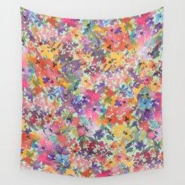 Prairie Wildflowers Wall Tapestry
